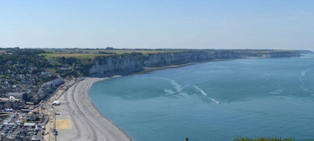 Le Conseil d'Etat valide les dernières autorisations administratives des projets de parcs éoliens en mer de Fécamp et Courseulles-sur-Mer